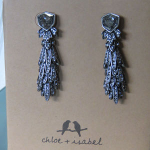 Chloe and Isabel Maven Earrimgs and Ring